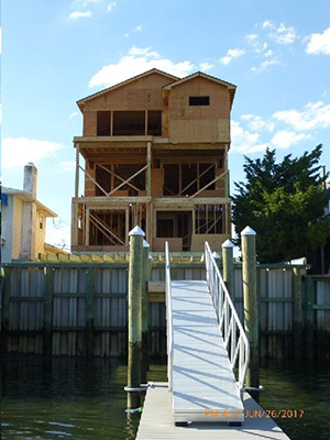 New Bay Front Home - 420 West Shore Dr, Brigantine NJ