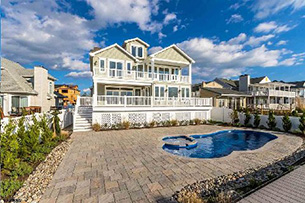 New Bay Front Home - 818 West Shore Drive, Brigantine NJ