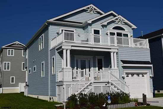 New Construction - 318 44th Street South Brigantine NJ 08203